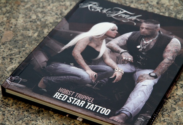 Das RED STAR TATTOO Buch